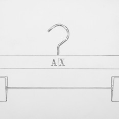 Armani Exchange fixtures concept