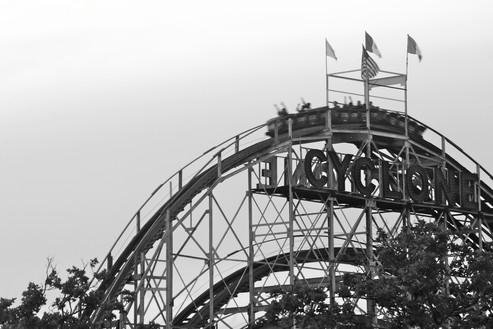 Cyclone, Coney Island, Brooklyn