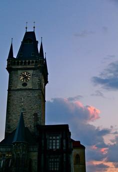 Astrological Tower, Prague