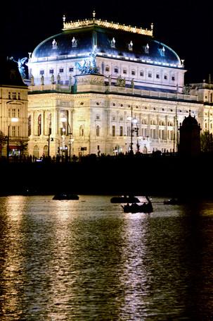 National Theater, Prague