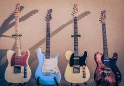 SoGlo Guitar Gallery ad campaign