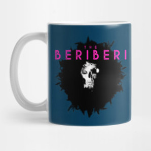The BERiBERi skull mug