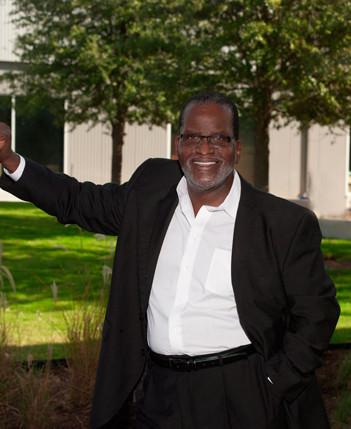 Rev. Gerald Britt, VP External Affairs