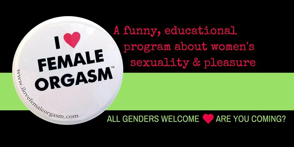 I <3 Female Orgasms