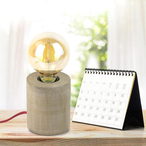 SOCLE DE LAMPE CYLINDRE