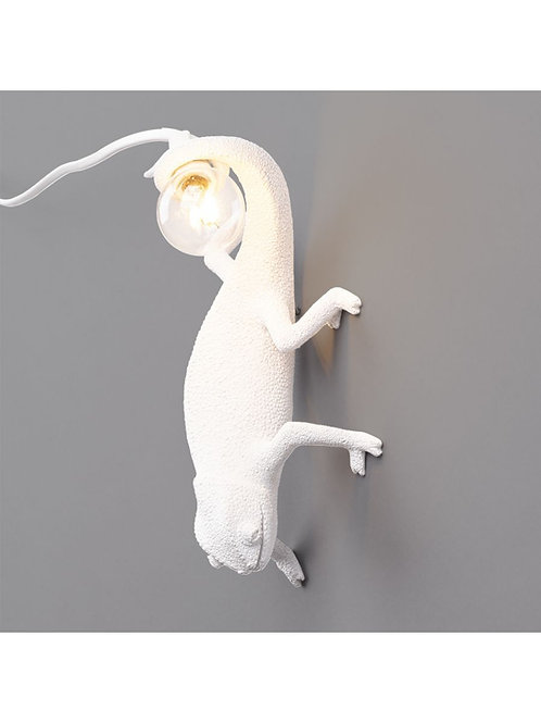 LAMPE CAMELEON MURAL SELETTI
