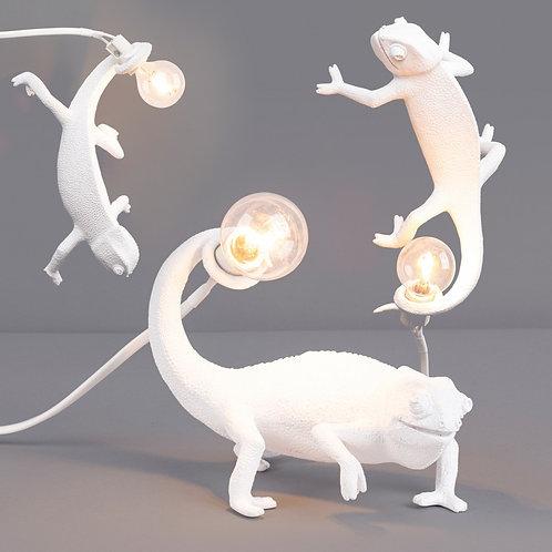 LAMPE A POSER CAMELEON  SELETTI