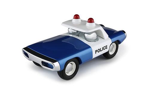 VOITURE POLICE MAVERICK BLEU