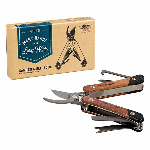SECATEUR MULTI TOOL Gentlemen's Hardware