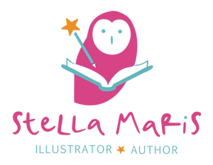 Stella Maris Mongodi children's book illustrator