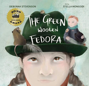 Deborah Stevenson, The green woolen fedora, Picture book, Children's books illustrator, Stella Maris Mongodi