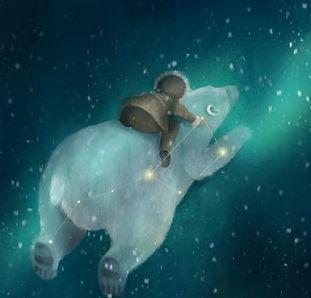 Connecting the stars, Children's books illustrator, picture book