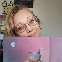 children's books illustrator Stella Maris Mongodi