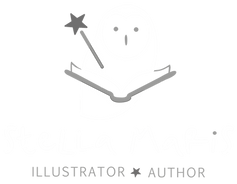 Children's books Illustration - Logo - Stella Maris Mongodi Illustrator