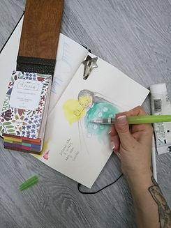 Children's books illustrator picture books Stella Maris Mongodi