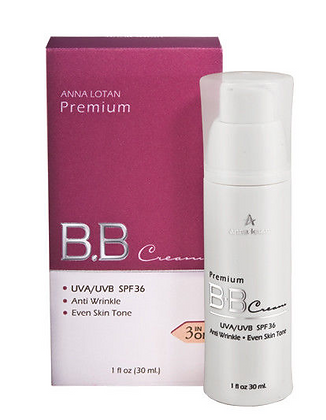 Premium Anna Lotan BB Cream ( Colour Beige)