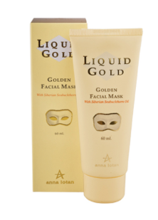 Anna Lotan Golden Facial Mask