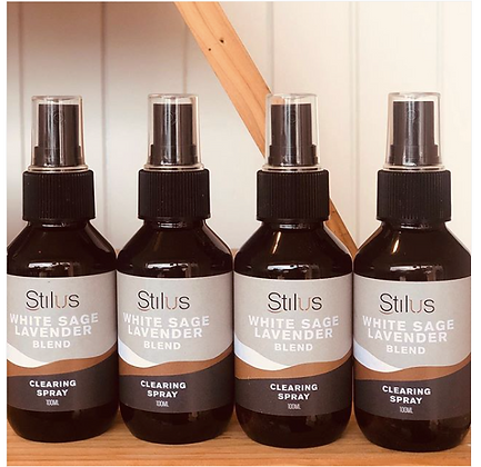 Stilus White Sage &Lavender Spray