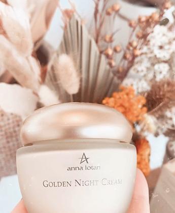 Anna Lotan Liquid Golden Night Cream