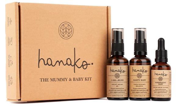 Hanako Mum and baby