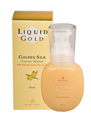 Anna Lotan Golden Silk Facial Serum