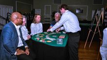 Mr. Robbin's Neighborhood Casino Night