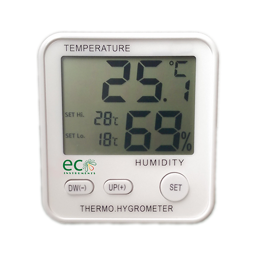 ECO-ESC2 / Temperature and Humidity Meter