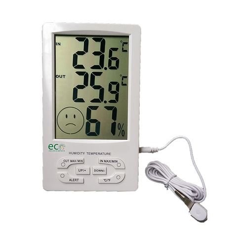 ECO-SVS3 / Temperature & Humidity Meter