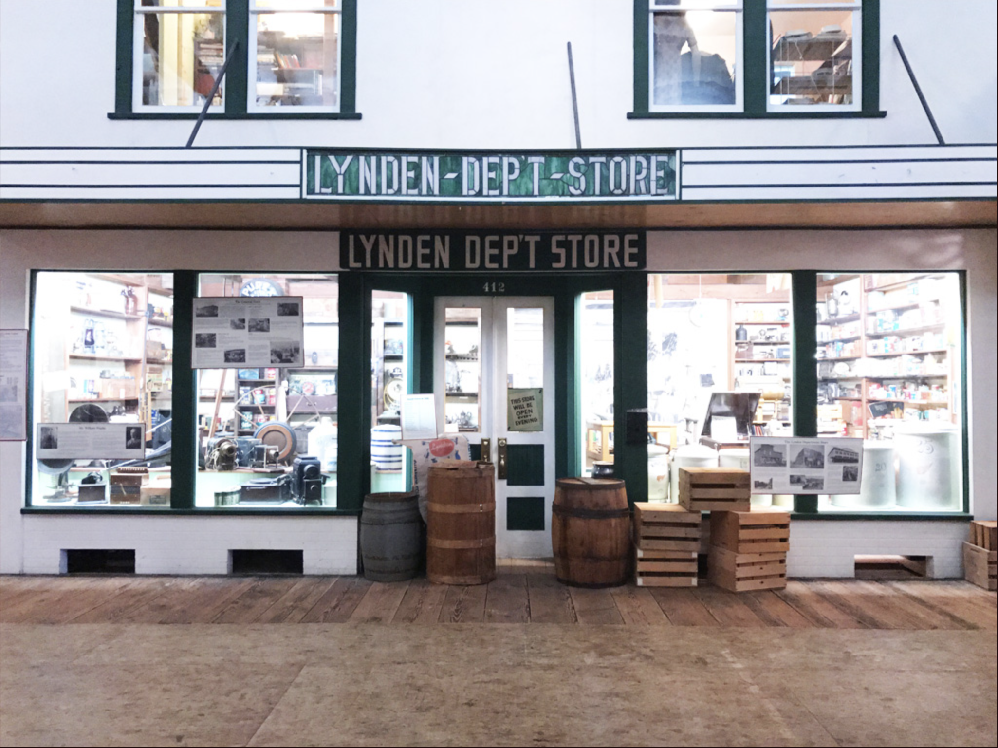 Lynden Department Store