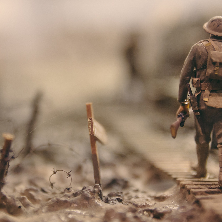 Almost Home-An Original Play-WWI Auction Fundraiser (1)