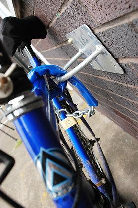 Secure Cycle Wall Hoop