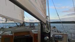 Sailing dek