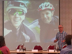 'Cardiff and the Cycle boom' an evening with Carlton Reid