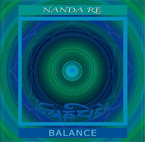 Nanda Re - BALANCE