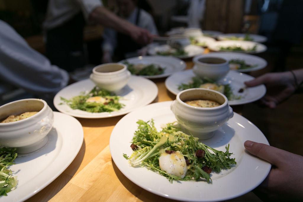 Soup & Salad Duet