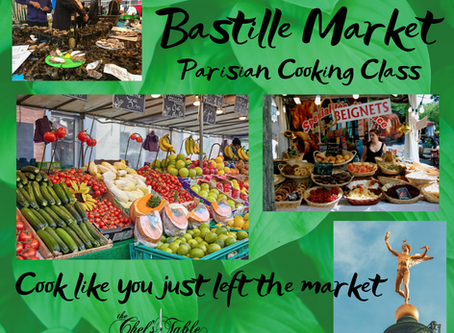 7/10 ~ Bastille Market Cooking Experience