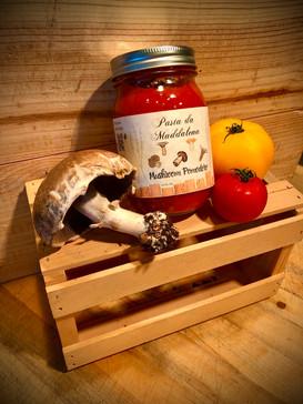 Mushroom Pomodoro