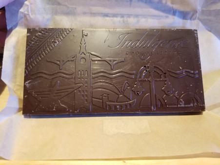Molded Milwaukee Sea Salt & Dark Chocolate