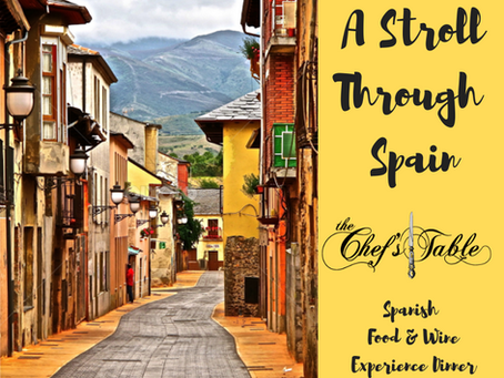7/16 ~ Stroll Through Spain