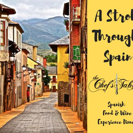 7/16 ~ Stroll Through Spain