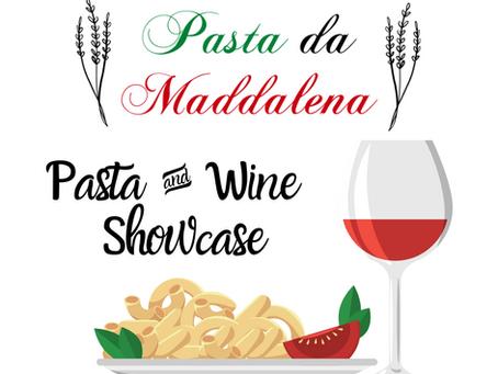 Pasta & Wine Showcase