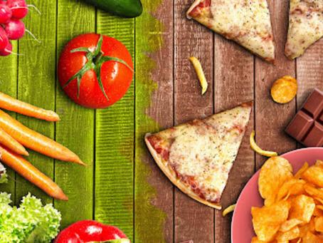 Qual alimento é bom para a minha saúde?