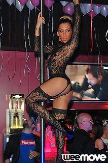 Réserver une stripteaseuse à Strasbourg