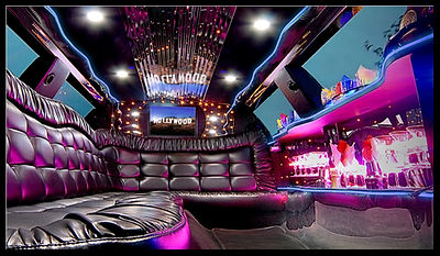 Stripteaseur limousine enterrement de vie de jeune fille