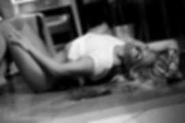Stripteaseuse Nancy à domicile