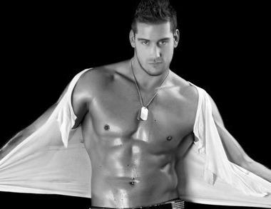 Stripteaseur Metz Thomas