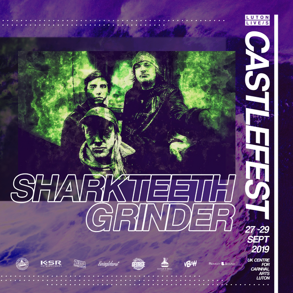 Sharkteeth Grinder
