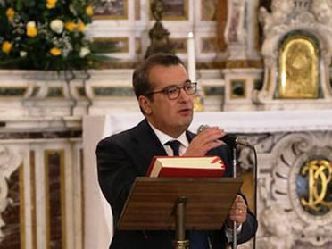 22.06.2020 - La Cultura a San Giuseppe dell'Opera di Vestire i Nudi. Intervista a Ugo de Flaviis