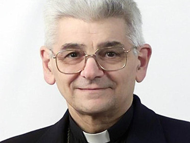 05.08.2020 - Delegazione della Tuscia e Sabina partecipa ai funerali del Vescovo emerito di Viterbo