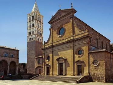 10.08.2020 - Solenne Pontificale in onore di San Lorenzo Martire a Viterbo